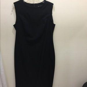 Zara Simple black dress